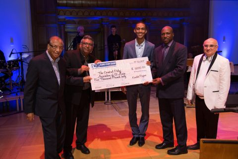 GIVING BACK! £5000.00 raised for the Cerebral Palsy Association of St. Lucia.